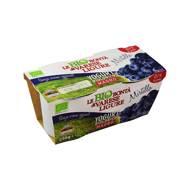 Yogurt Magro Mirtillo Le Bio Bontà