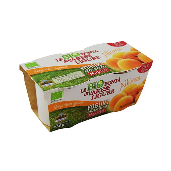 Yogurt Magro Albicocca Le Bio Bontà
