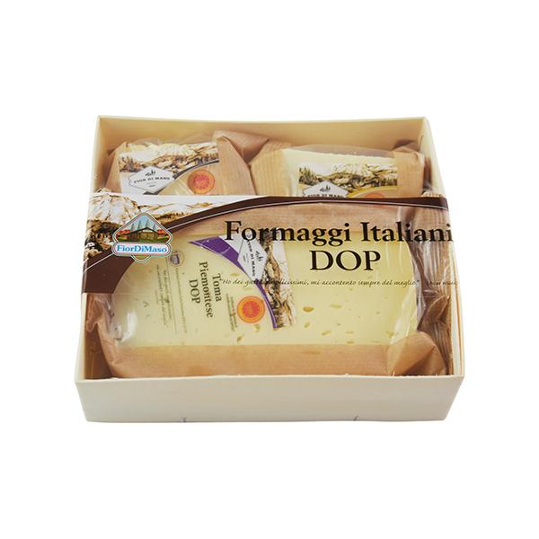 BOX FORMAGGI ITALIANI