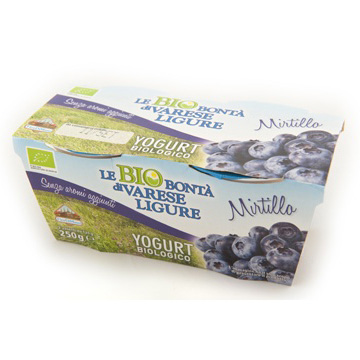 Yogurt al Mirtillo Le Bio Bontà