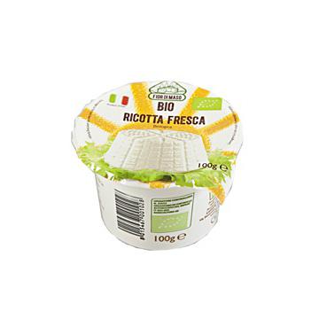 RICOTTA BIO GR 100