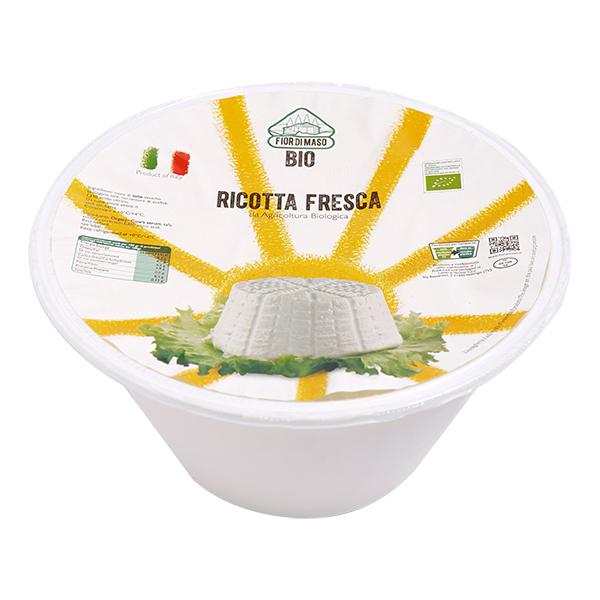 RICOTTA FRESCA BIO 2 KG